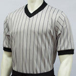 Smitty Mesh Grey Mesh Official's Shirt