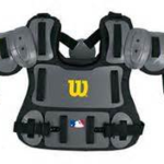 "Wilson Fitted ""Contour"" Chest Protector"