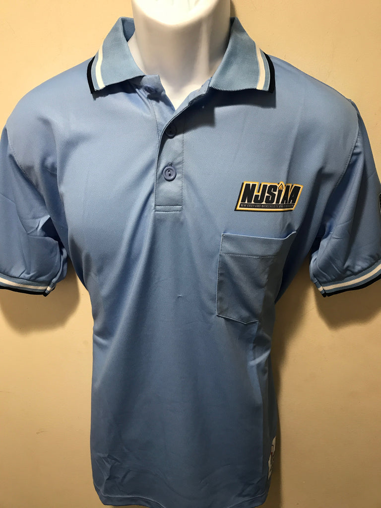 Original NJSIAA Short Sleeve Softball Umpire Shirt