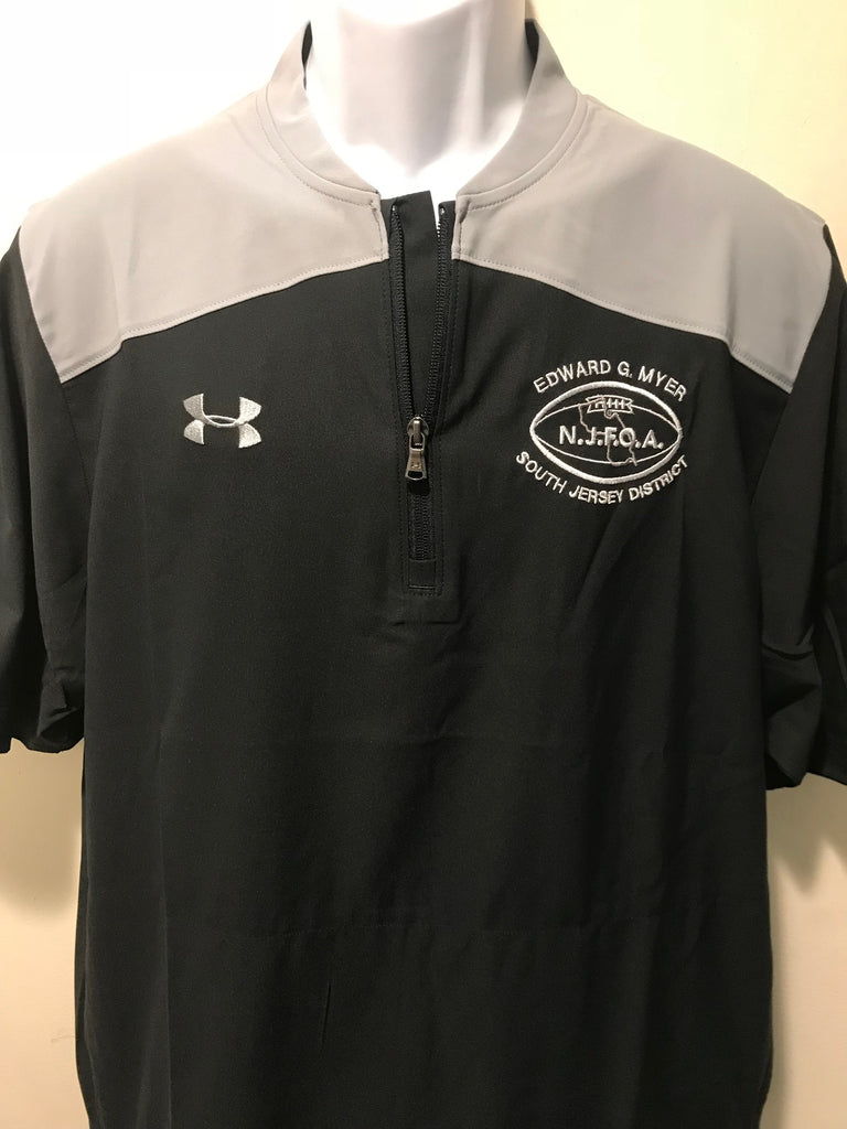 Under Armour Ed Myer 1/4 Zip SS Pullover