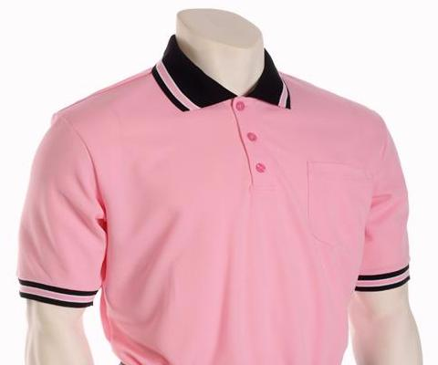 Smitty Pink Umpire Shirt