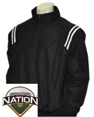 Diamond Nation Umpire Pullover Jacket
