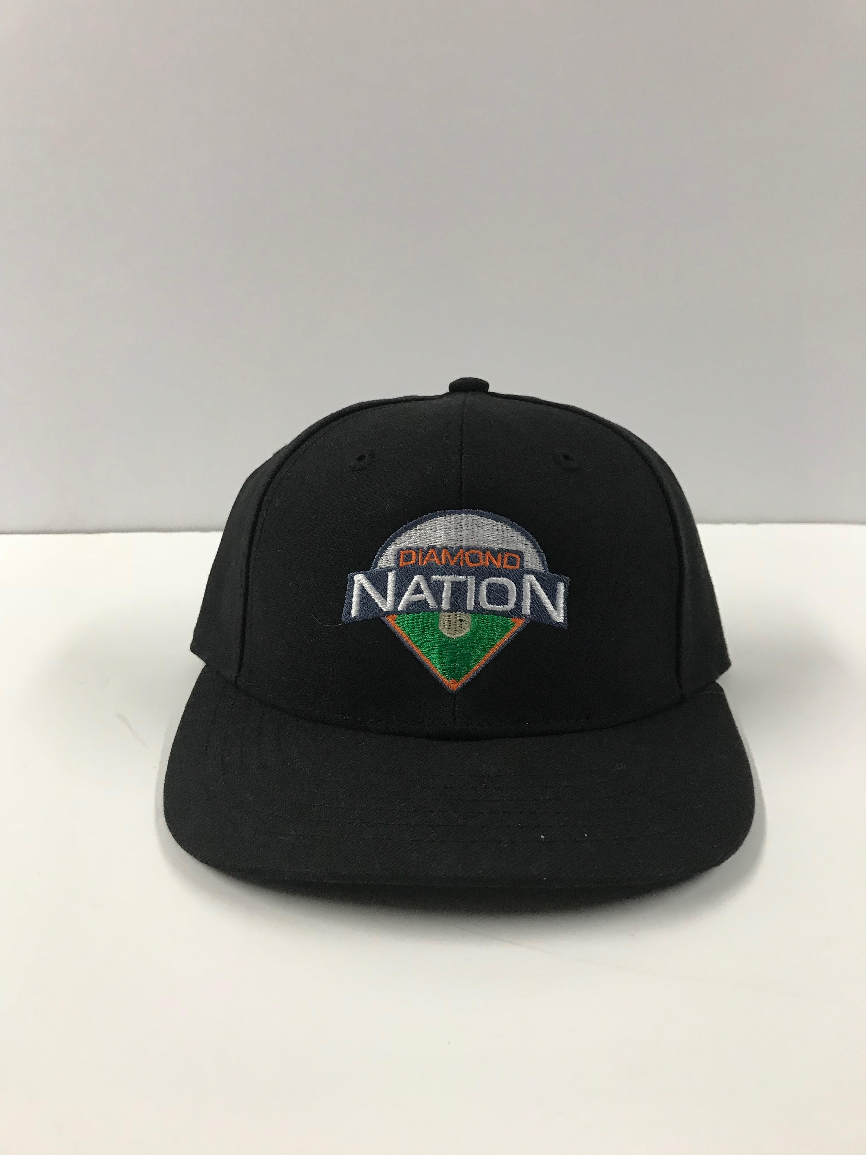 Diamond Nation Umpire Hat-Fitted  66a10953429f