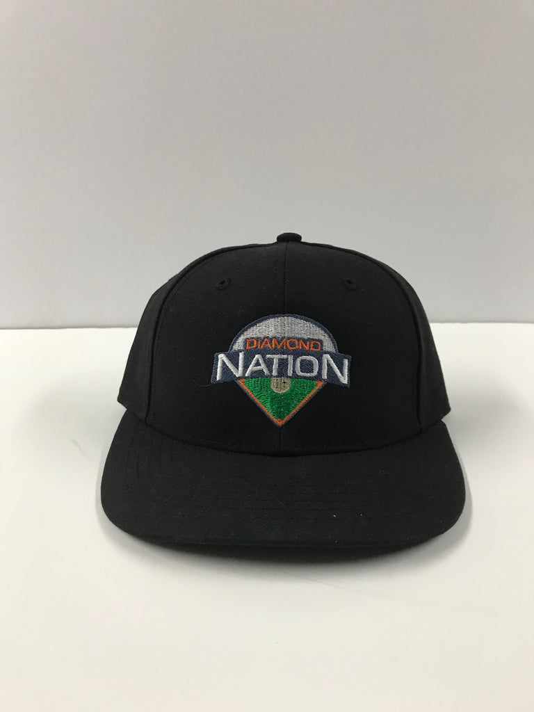 Diamond Nation Umpire Hat-Fitted