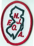 NJFOA Patch