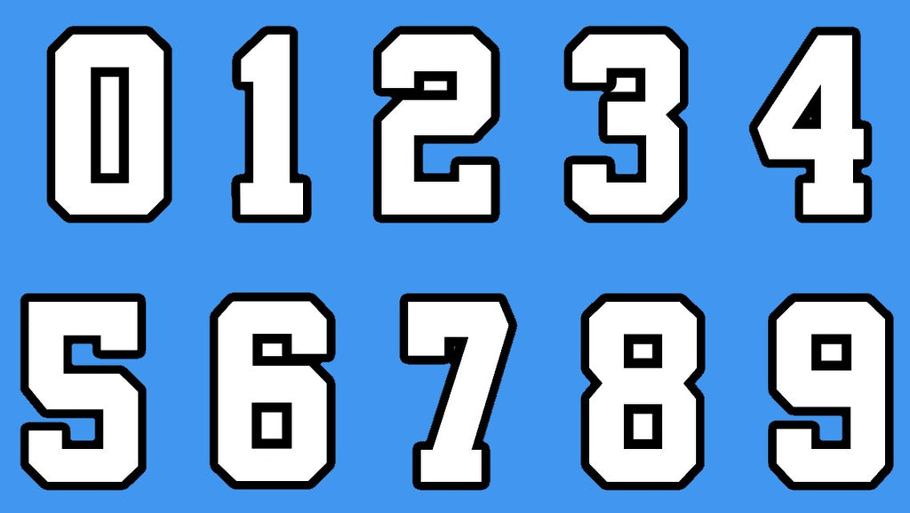 TSE Umpire Uniform Number