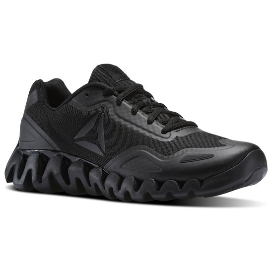 "Reebok Zig ""Pulse"" Matte/Mesh Leather Referee Shoes"