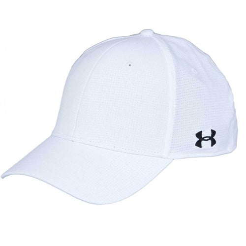 9421bec6322 Under Armour Referee Hat-White