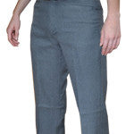 Smitty Women's Flat Front Umpire Combo Pants w/ Western Cut Pockets