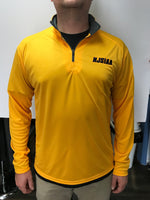 NJSIAA Track & Field Men's 1/4 Zip Pullover