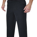 Smitty Basketball Referee Pants-Flat Front