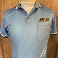 *NEW*  NJSIAA Short Sleeve Umpire Shirt