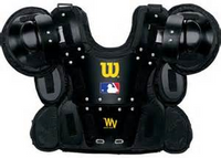 Wilson West Vest Gold Chest Protector
