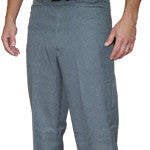 Smitty Flat Front Umpire Base Pants w/ Western Cut Pockets