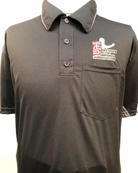 TSE Smitty Short Sleeve MLB Style Umpire Shirt