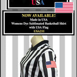 Smitty Womens Sublimated College Basketball Shirt