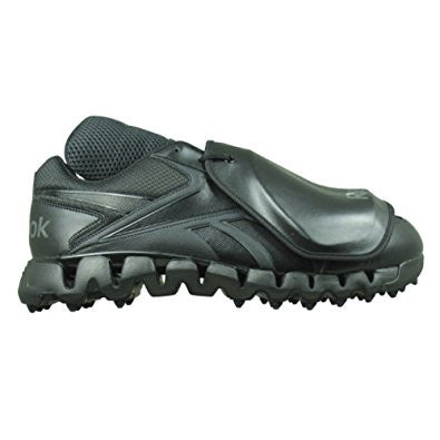 Reebok Zig Magistrate Low Cut Plate Shoe-Black