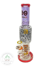 "Cheech (12"") Straight Tube Faberge Bong-Bongs-The Wee Smoke Shop"