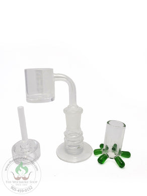 Cheech Quartz Banger Pulley Kit (14mm male)-Rig Accessories-The Wee Smoke Shop