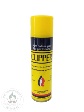 Clipper Butane-Lighter Accessories-The Wee Smoke Shop