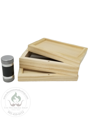 Extra Small Sift & Press Bundle-Exclusive Bundle-The Wee Smoke Shop