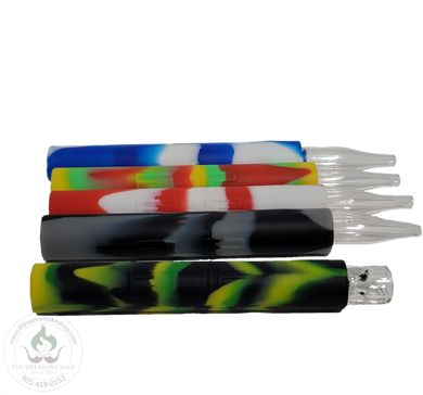 Flip Chillum/Dab Straw-Pipe-The Wee Smoke Shop