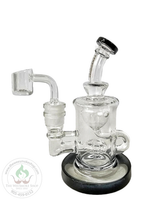 Legendary Incycler Dab Rig-Dab Rig-The Wee Smoke Shop