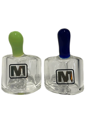 Marley Glass Carb Cap with Handle