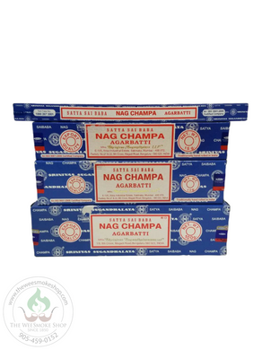 Nag Champa Incense Sticks-incense-The Wee Smoke Shop