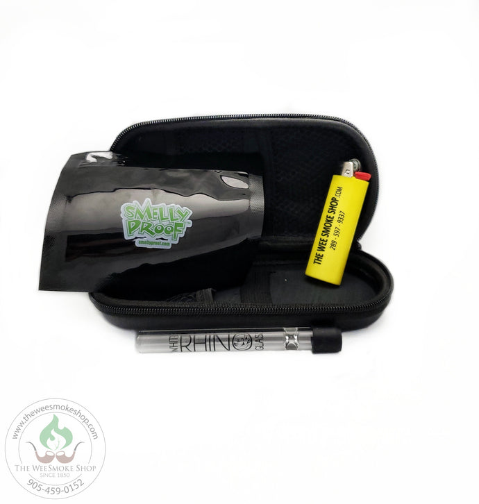 One Hitter Travel Bundle-Exclusive Bundle-The Wee Smoke Shop