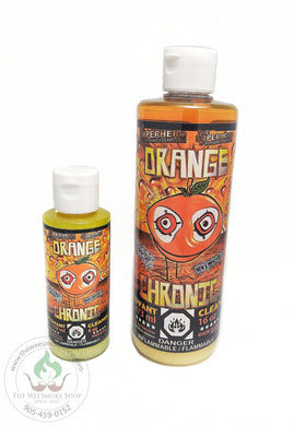 Orange Chronic Glass Bong Wash-bong wash-The Wee Smoke Shop
