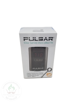 Pulsar Elite Series - Micro eNail Kit w/ Carb Cap-enail-The Wee Smoke Shop