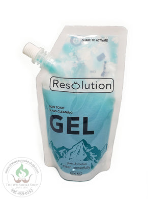 Resolution Cleaning Solution Gel-bong wash-The Wee Smoke Shop