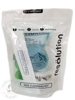 Resolution Res Cleaning Kit-bong wash-The Wee Smoke Shop
