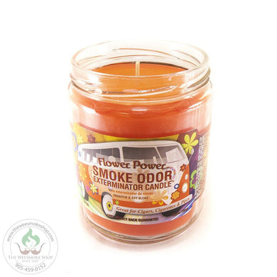 Smoke Odor Exterminator Candle-smoke eliminator-The Wee Smoke Shop