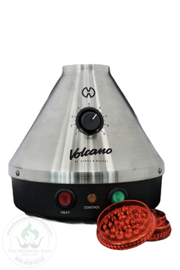 Storz & Bickel Volcano Classic-Table Top Herbal + Concentrate Vapourizer-The Wee Smoke Shop