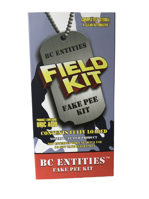Synthetic Urine Field Kit