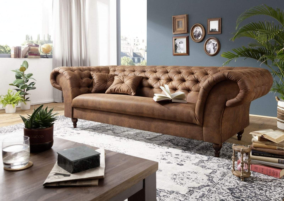 Canapea Chesterfield New Antik II