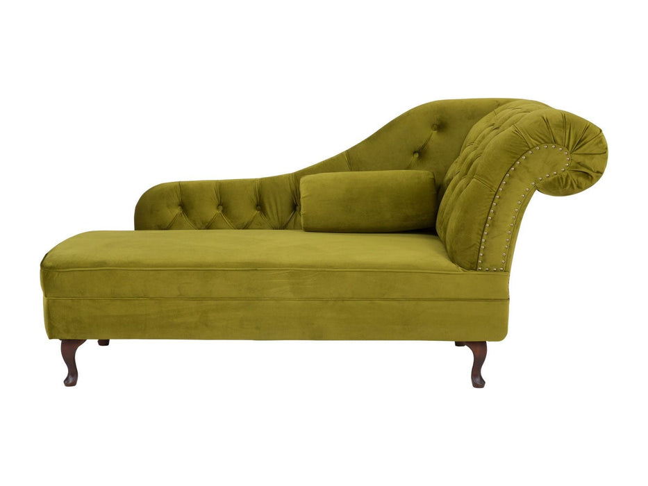 Recamier Chesterfield Relax GREEN