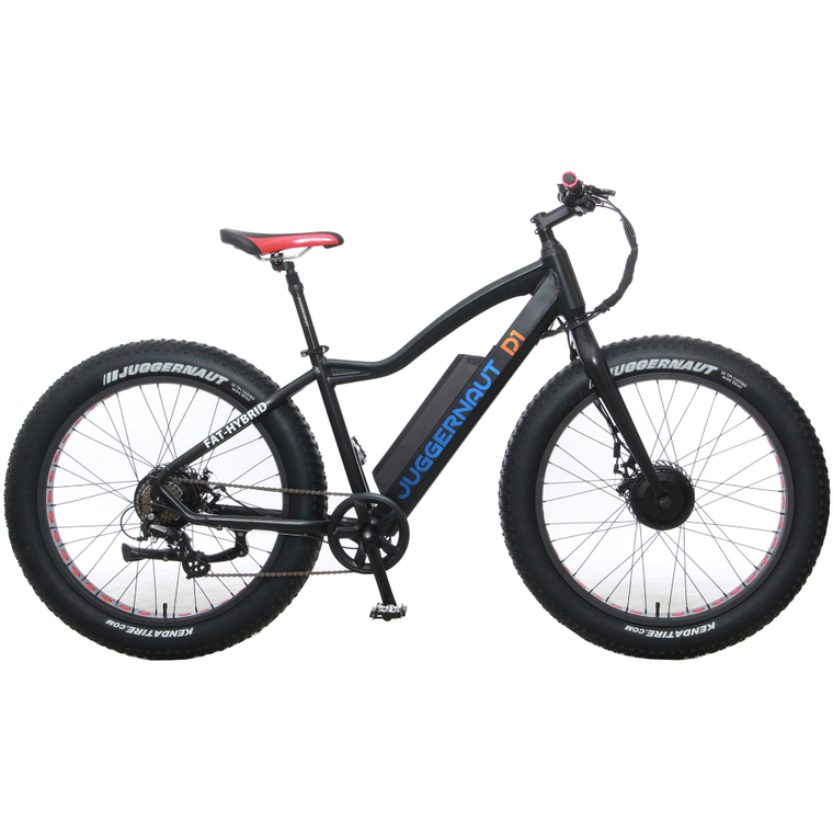 BIKTRIX JUGGERNAUT D1 - ALL WHEEL DRIVE