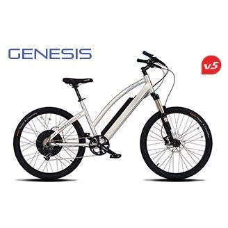 Prodecotech Genesis 600 watt Bike With Rock Shock. - Electric Bikes US