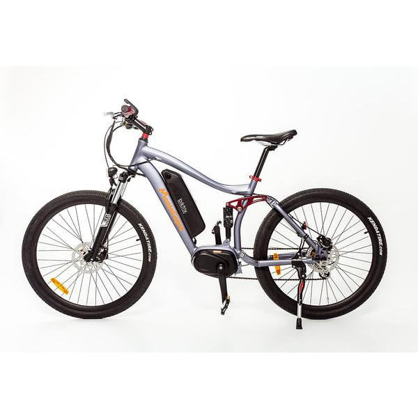 BIKTRIX MONTECAPRO FULL SUSPENSION EBIKE electricbikesus.com