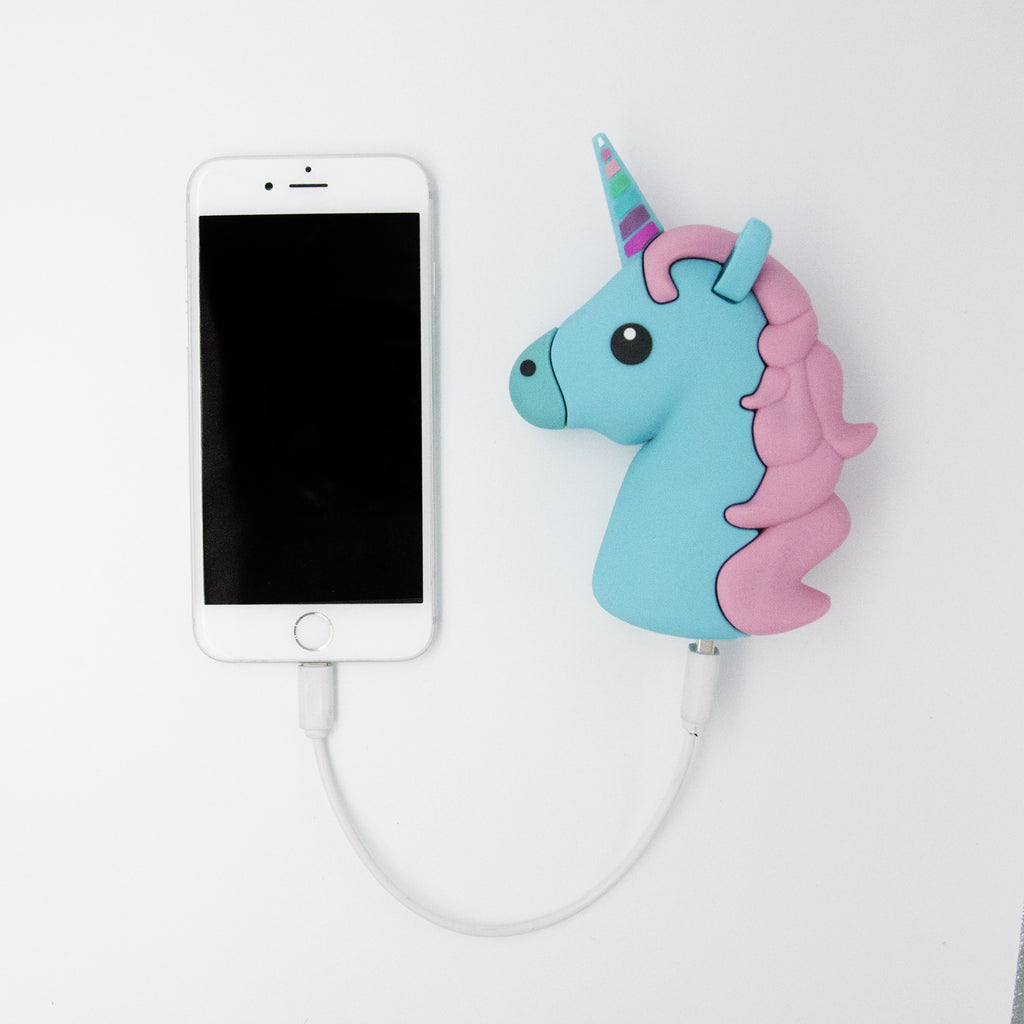 My Fair Unicorn Power Bank