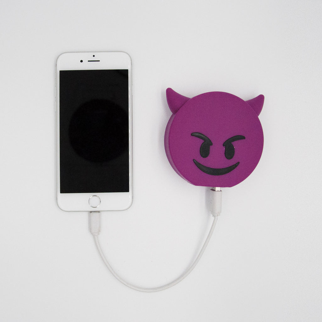 Savage Emoji Power Bank