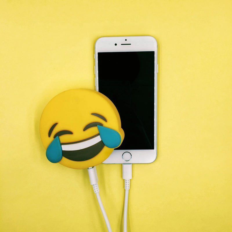 The Haha Emoji Power Bank