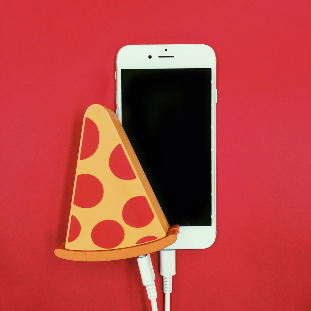 Pizza Slice Emoji Power Bank