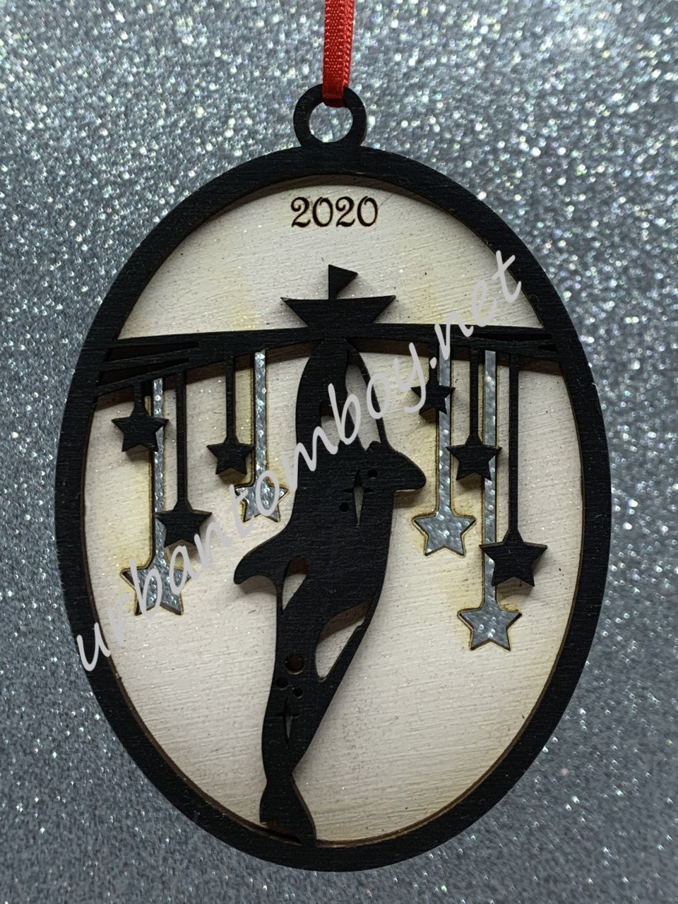 Orca 2020 ornament - small