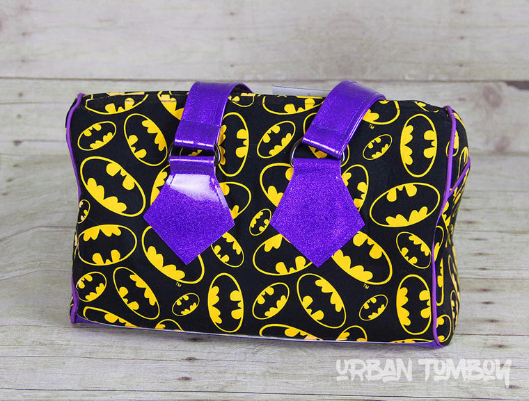 Batman Barrel Bag