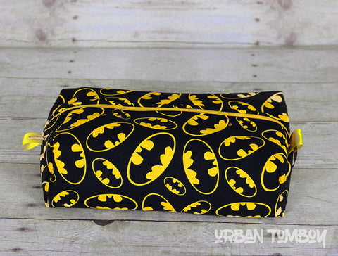 Batman Boxy Travel Bag