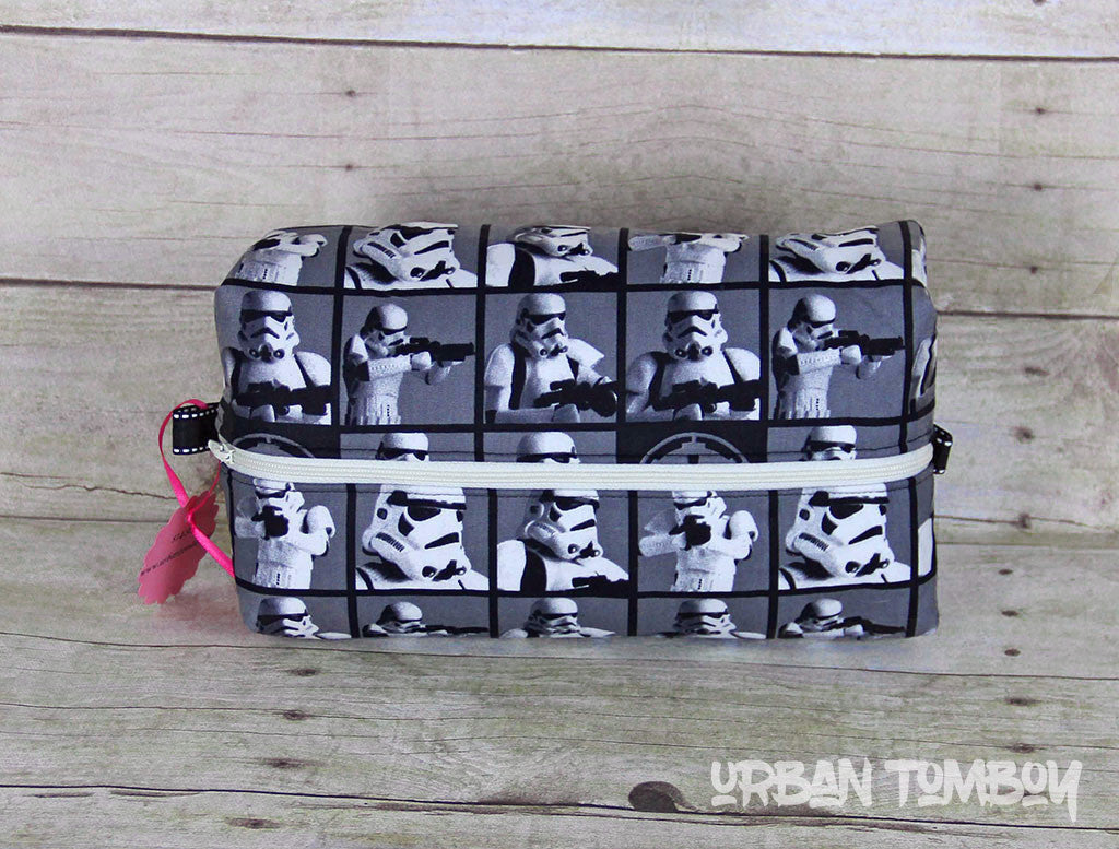 Stormtrooper Boxy Travel Bag